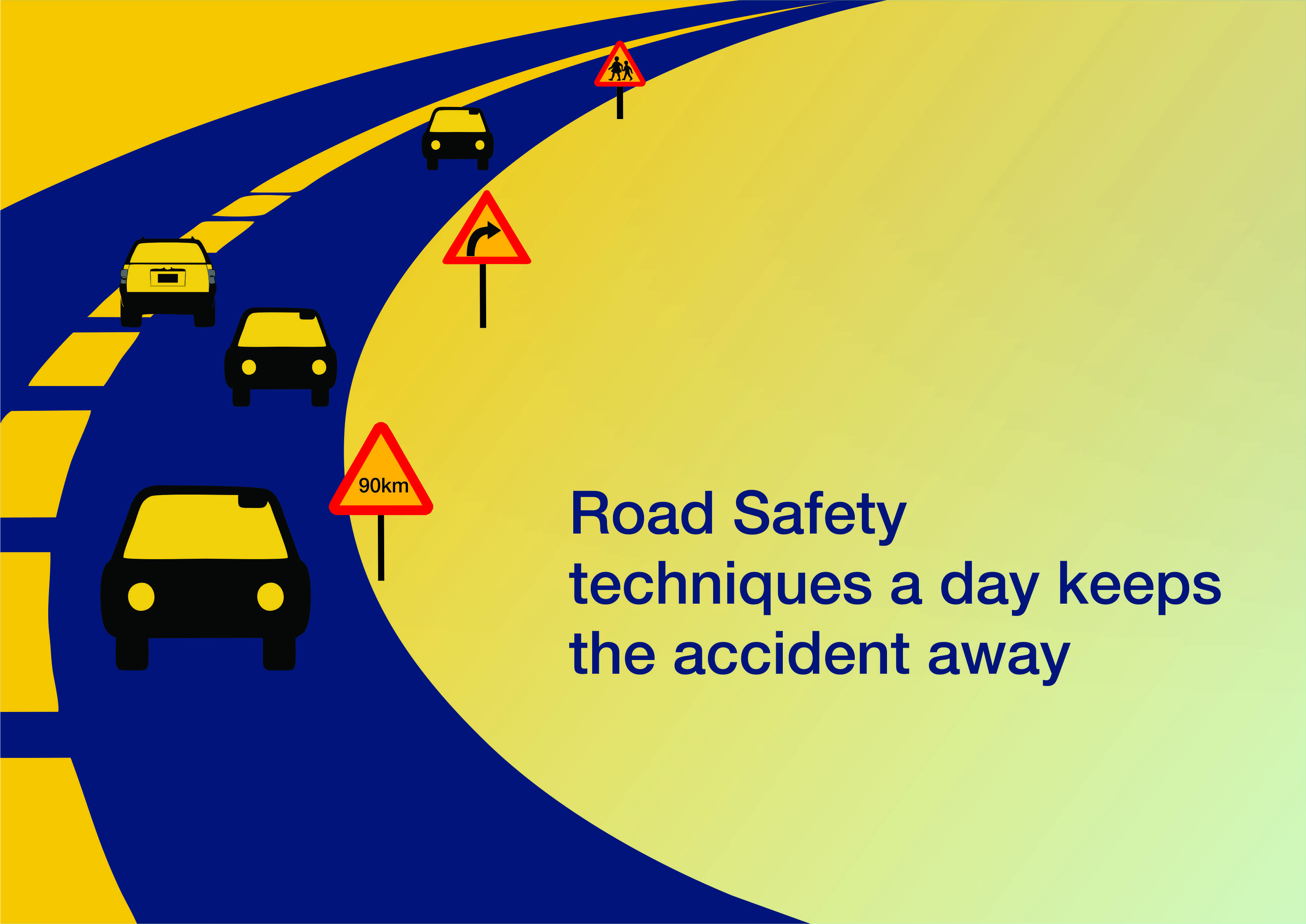 Road Safety Techniques a Day keeps the Accidents away - P-arasteh.org